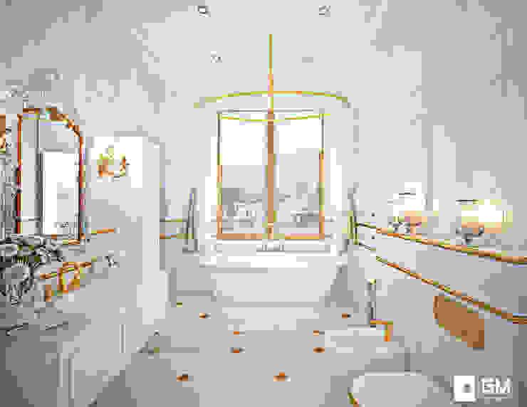 Klasyczna łazienka od GM-interior Klasyczny