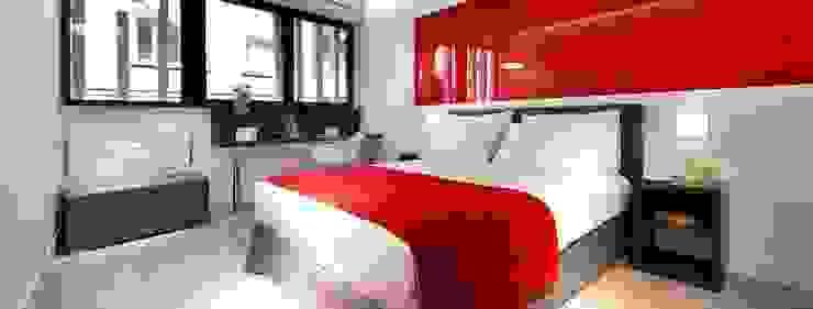HOTEL EXE CENTRAL Dormitorios de estilo minimalista de Tiendas On Minimalista