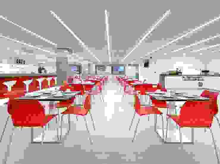 HOTEL EXE CENTRAL Comedores de estilo minimalista de Tiendas On Minimalista