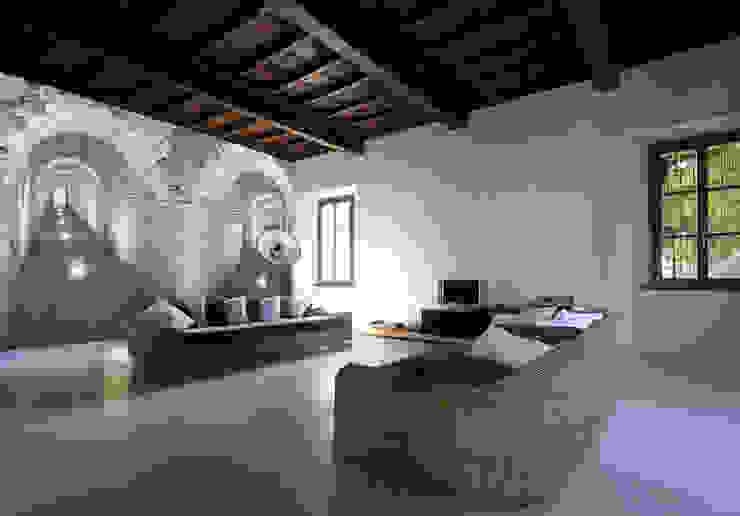 double Pareti & Pavimenti eclettiche di Creativespace Sartoria Murale Eclettico