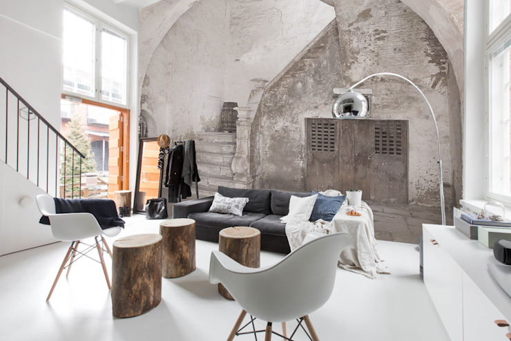 Creativespace:  tarz Duvarlar, Eklektik