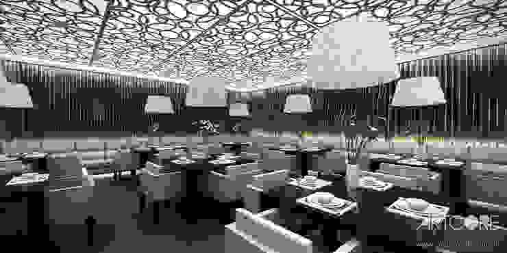 Gastronomía de estilo moderno de ArtCore Design Moderno