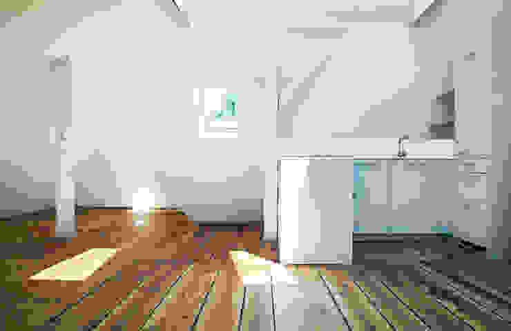 Dachstudio Moderne Wohnzimmer von homify Modern
