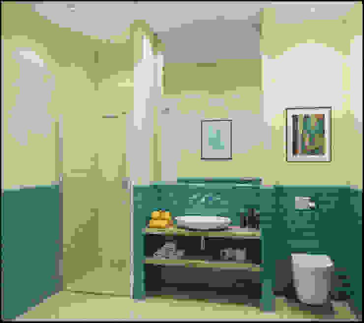 Alexander Krivov의  욕실