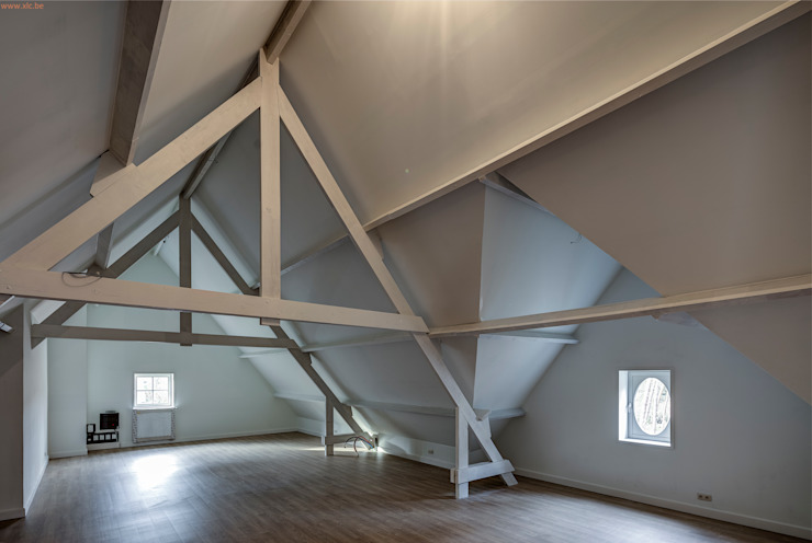 XLC Modern corridor, hallway & stairs