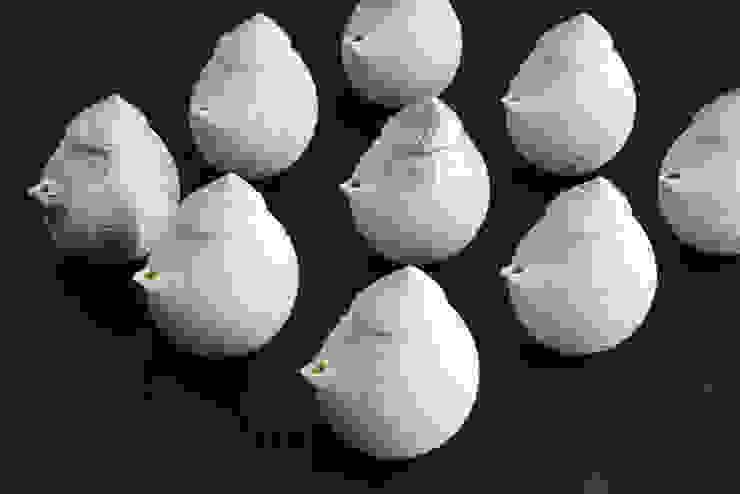 注ぐもの: ryosuke ando ceramicが手掛けた折衷的なです。,オリジナル 磁器