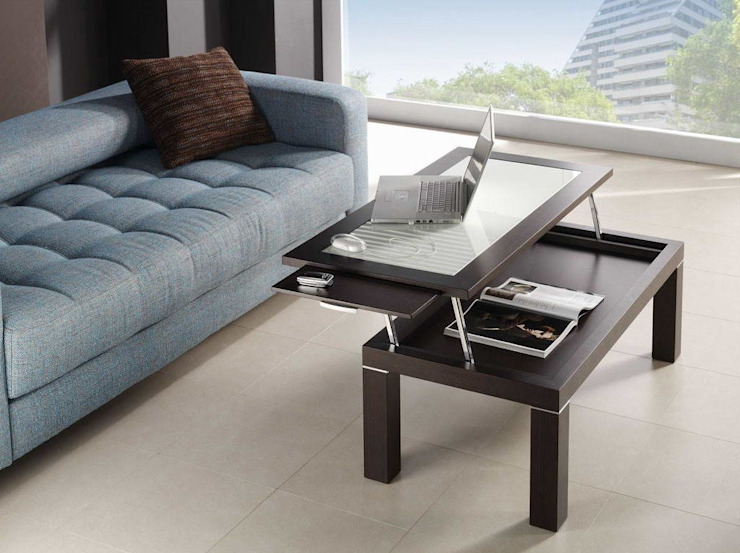Living room by Paco Escrivá Muebles,