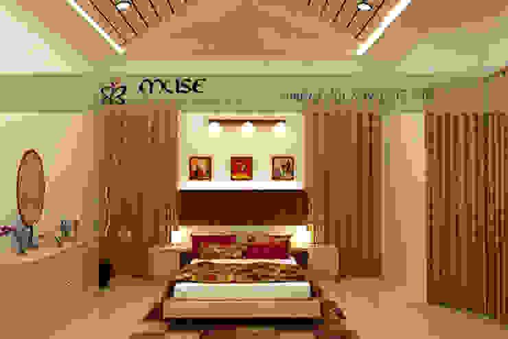 Phòng ngủ phong cách hiện đại bởi Muse Interiors Hiện đại