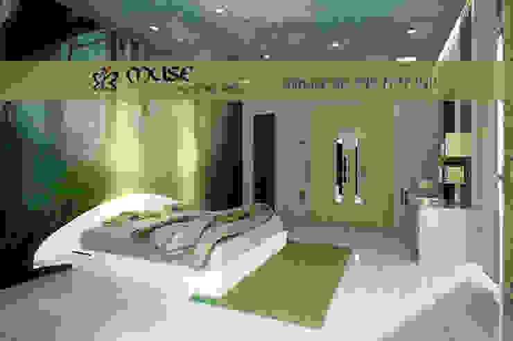 Phòng trẻ em phong cách hiện đại bởi Muse Interiors Hiện đại