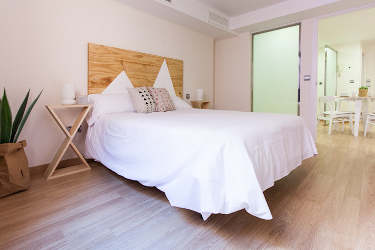 homify Scandinavian style hotels