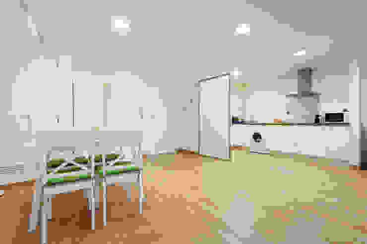 Apartamento Nórdico Hoteles de estilo colonial de Inuk Home Studio Colonial
