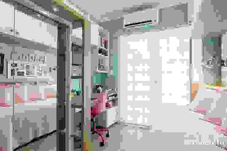6 einfache Tipps, um ein kleines Kinderzimmer einzurichten
