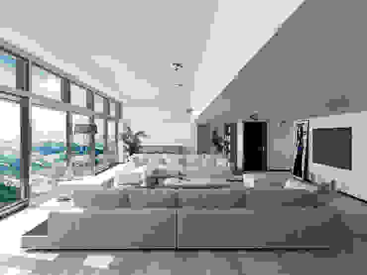 Menz Design – Salon: minimalist tarz , Minimalist