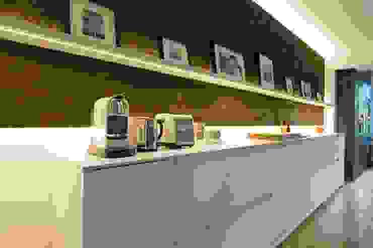 Küche Krefeld Moderne Küchen von ZABOROWSKI ** Kreativer Innenausbau Modern