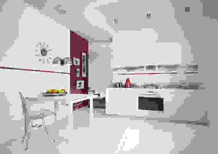Ceramika Paradyż 現代廚房設計點子、靈感&圖片