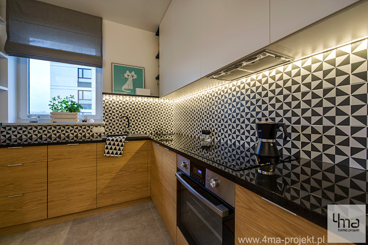 Modern kitchen by 4ma projekt Modern