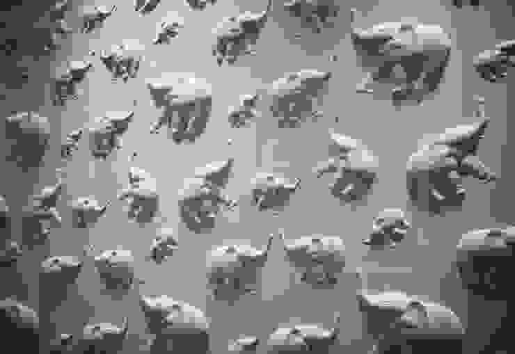 Panele Dekoracyjne 3D - Loft Design System - model Jungle od Loft Design System Nowoczesny