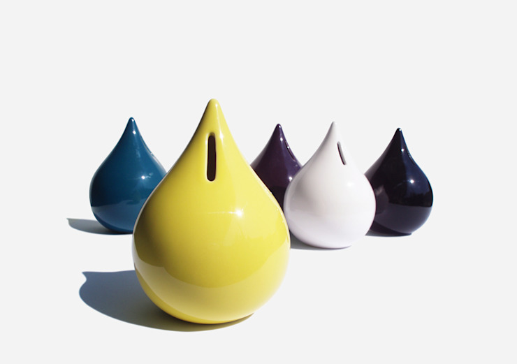 DROP por Rita Botelho Moderno Cerâmica
