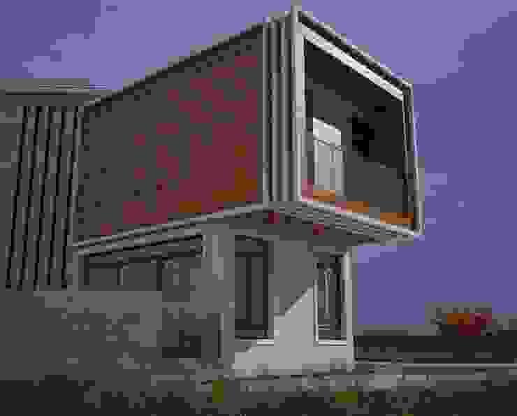 Houses by H.E: Mimarlık, Modern