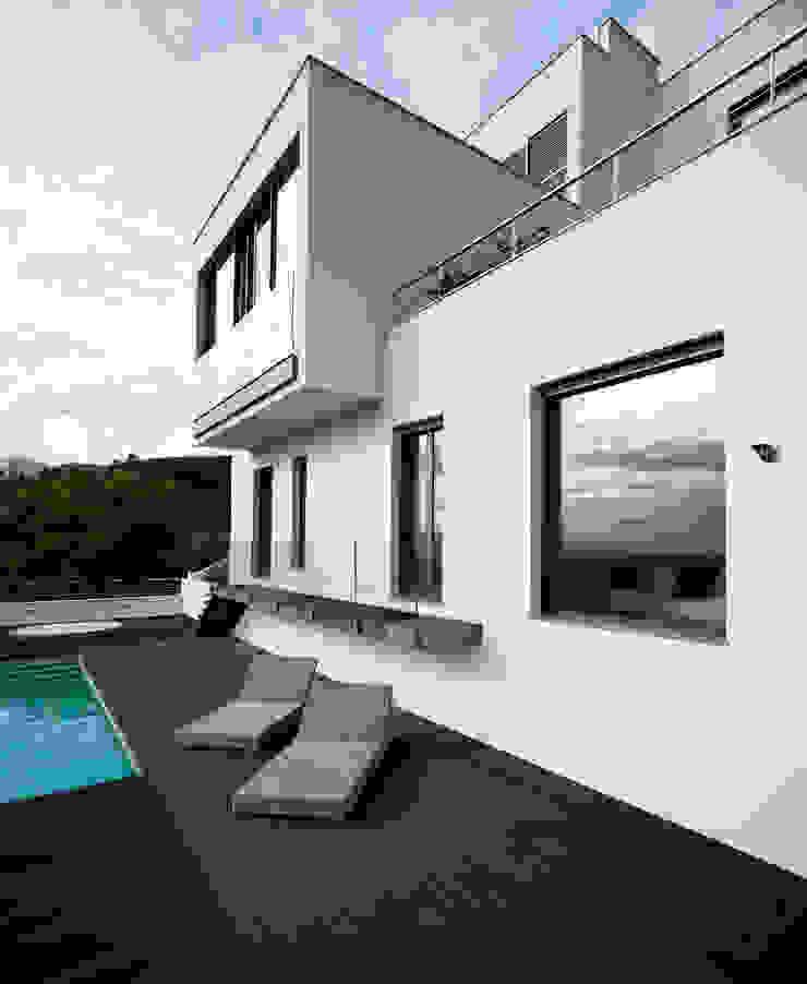 Vivienda Unifamiliar Eduardo Irago Fotografia Casas de estilo moderno