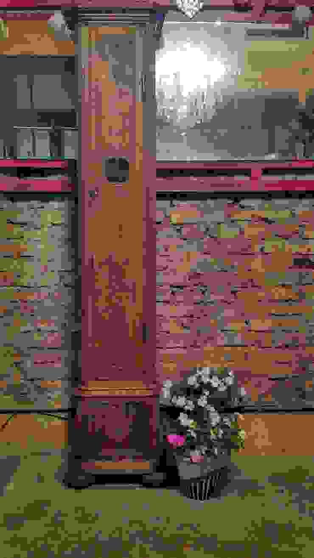 ANTIGUO GABINETE DE ROBLE de Muebles eran los de antes - Buenos Aires Rústico Madera maciza Multicolor