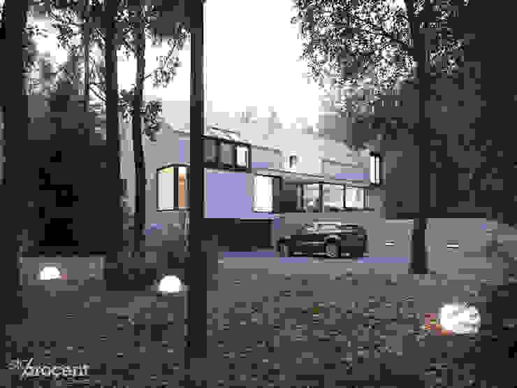 Dom Z od STOPROCENT Architekci