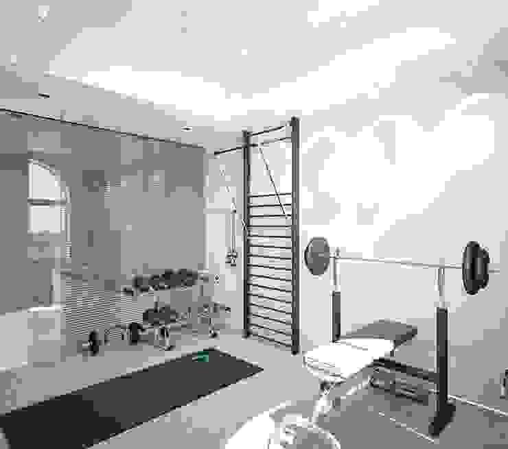 Gym by homify, Minimalist