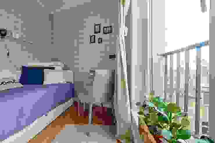 SKANDYNAWIA NASZYMI OCZAMI : styl , w kategorii Sypialnia zaprojektowany przez DreamHouse.info.pl,Skandynawski