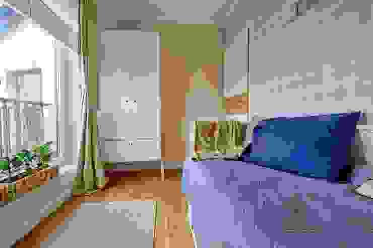 DreamHouse.info.pl의  침실, 북유럽