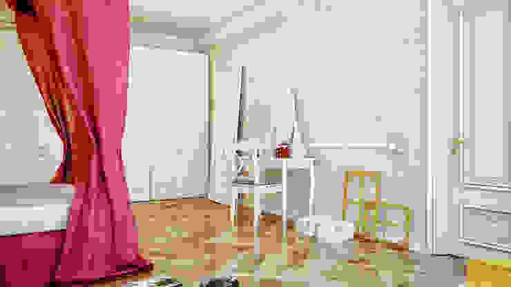 Loft Bedroom Penintdesign İç Mimarlık Yatak OdasıYataklar & Yatak Başları