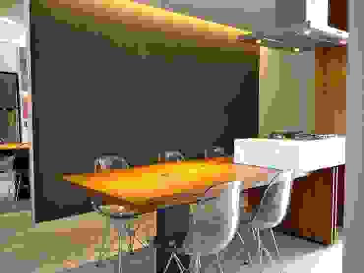 Gourmet por Emerson Penso Arquitetura e Interiores