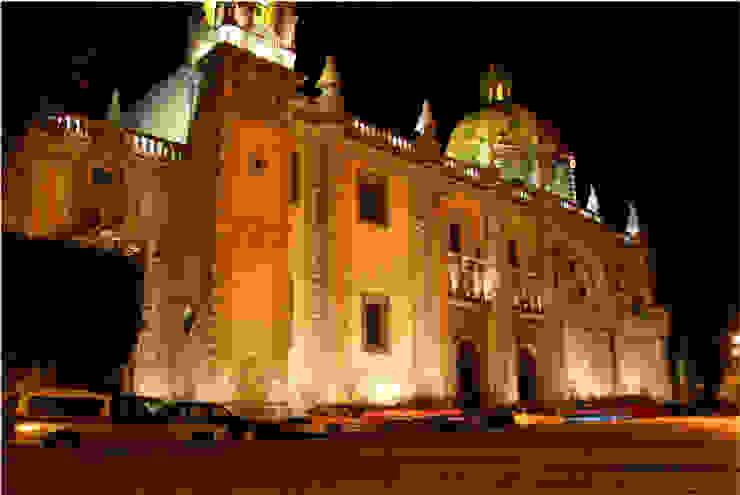 Templo de Santa Rosa terminado de Icaro Studio