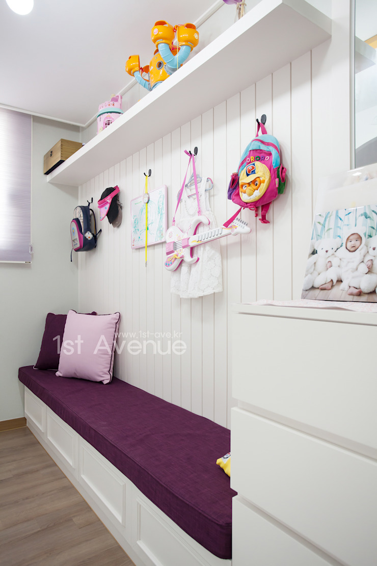 Modern nursery/kids room by 퍼스트애비뉴 Modern