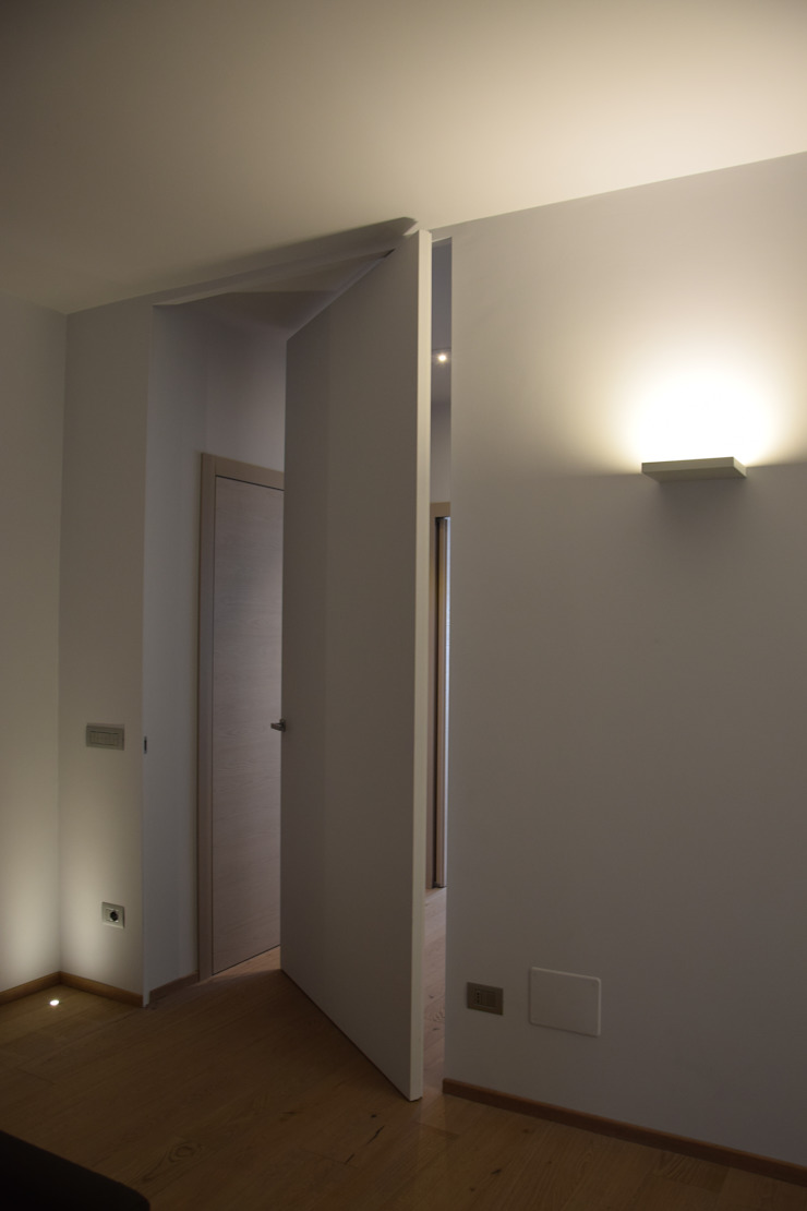 Minimal style window and door by RO|a_ Minimalist
