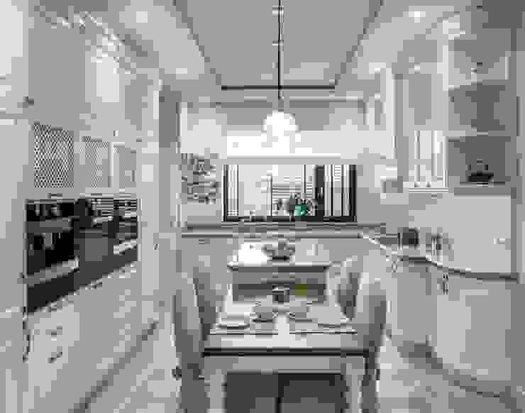 RS Studio Projektowe Roland Stańczyk Classic style kitchen