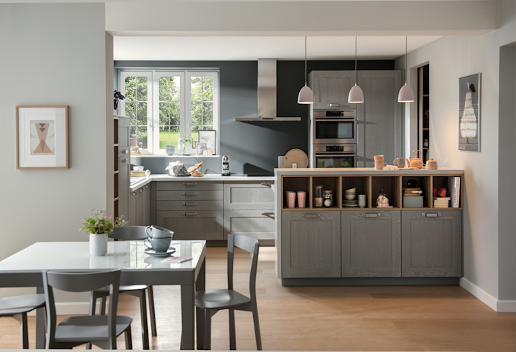 Country style kitchen by Schmidt Küchen Country