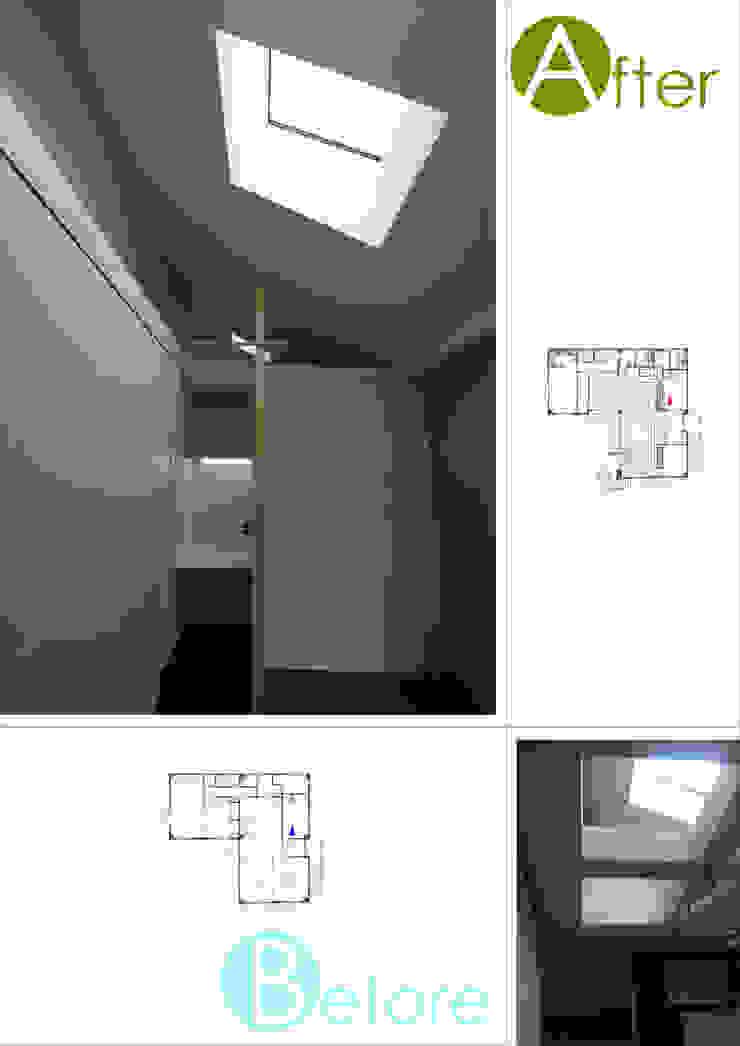 by 伊波一哉建築設計室