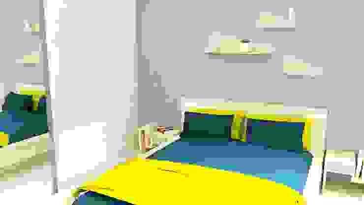 Dormitorios de estilo escandinavo de Tiffany FAYOLLE Escandinavo