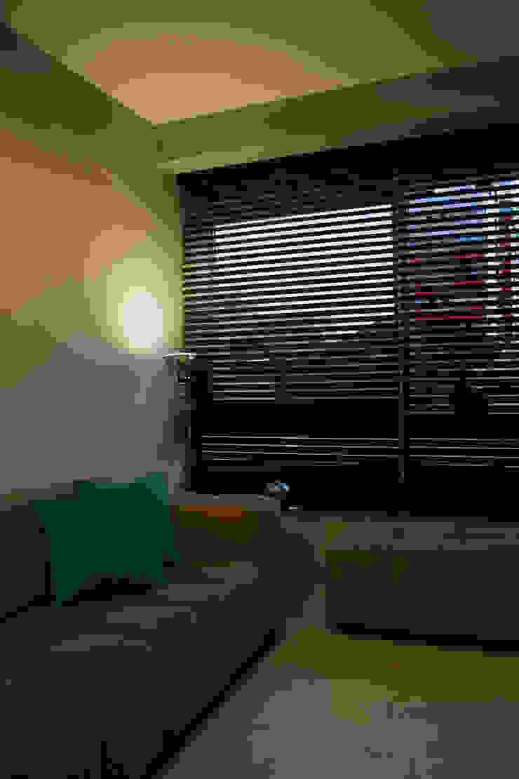 Estar e Jantar/Cozinha Integrados Salas de estar minimalistas por arquiteta aclaene de mello Minimalista
