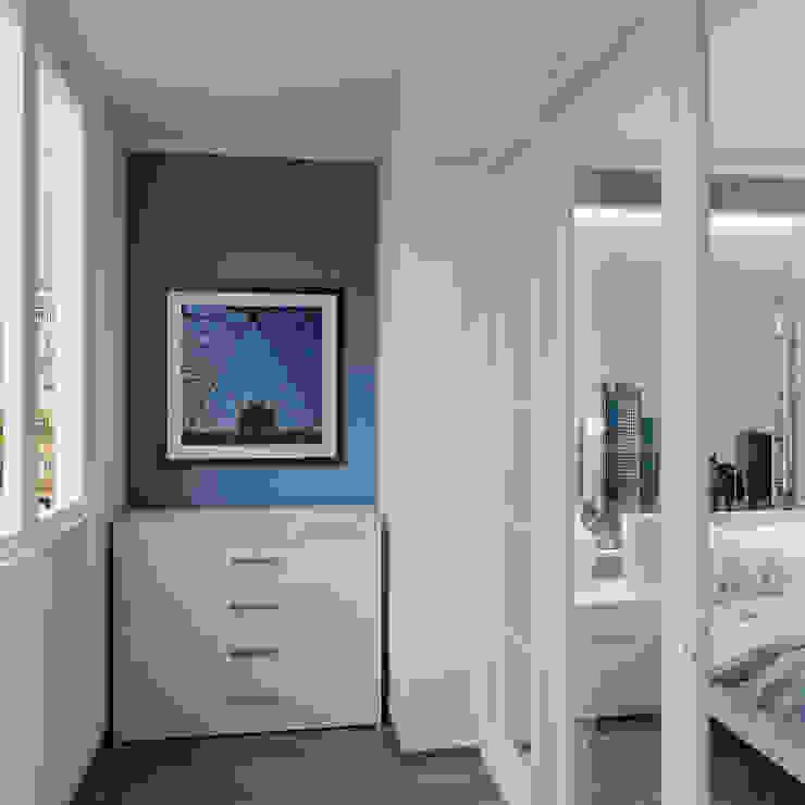 Балконы и веранды в эклектичном стиле от homify Эклектичный
