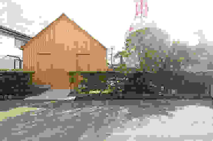 Houses by 井上貴詞建築設計事務所,