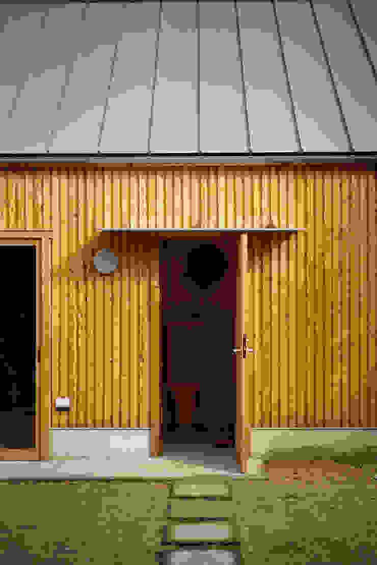 大河原の家 ミニマルな 窓&ドア の 井上貴詞建築設計事務所 ミニマル