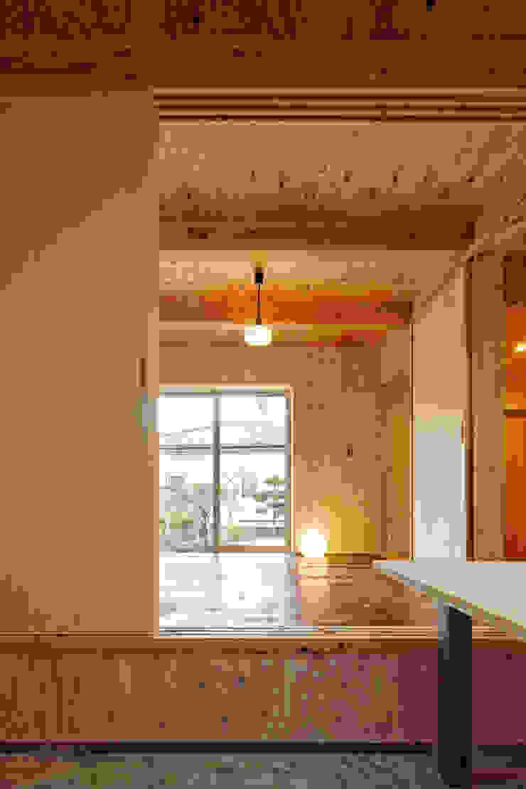 大河原の家 ミニマルデザインの リビング の 井上貴詞建築設計事務所 ミニマル