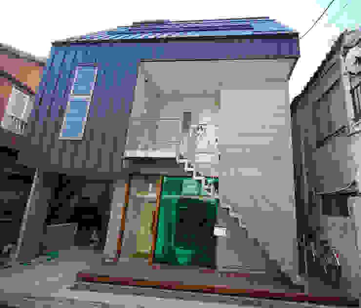 外観 モダンな 家 の 一級建築士事務所有限会社石原建設 モダン コンクリート