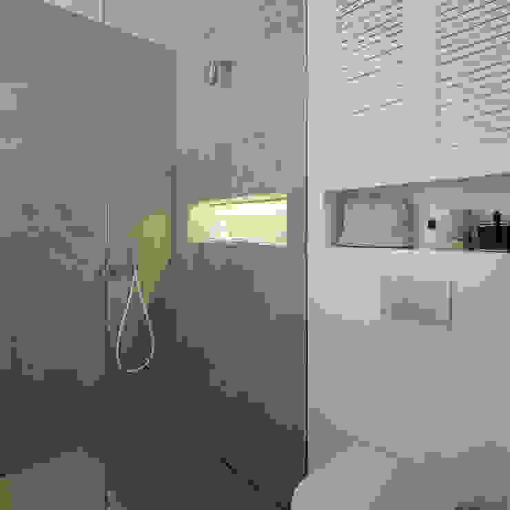 BIDDULPH MANSIONS, MAIDA VALE Modern Bathroom by Ardesia Design Modern