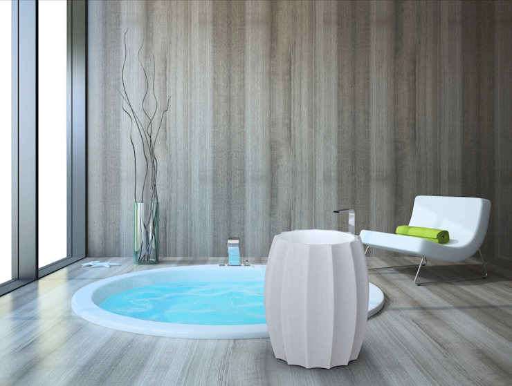 od Studio Ferrante Design Nowoczesny