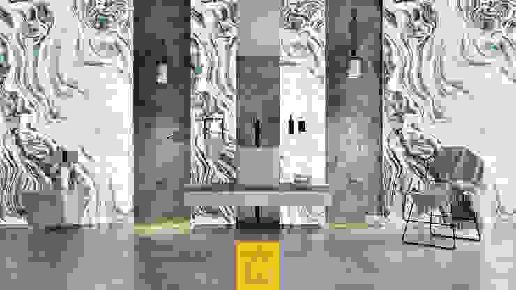 Bagno No.1 Modern Banyo Penintdesign İç Mimarlık Modern