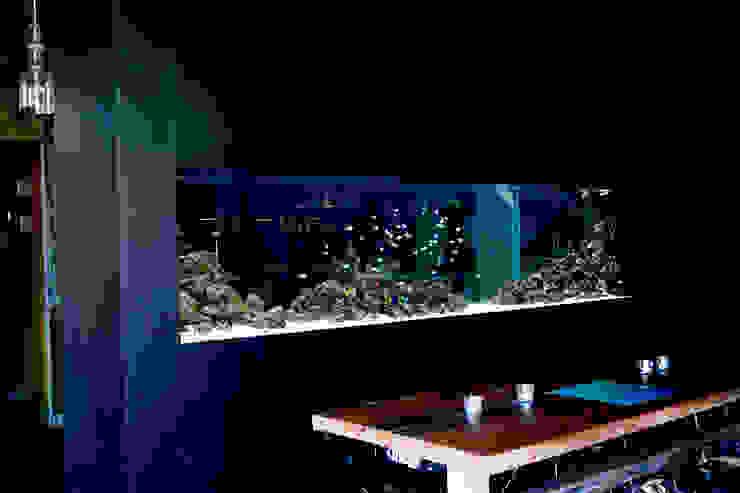 Mediterranean style gastronomy by ADn Aquarium Design Mediterranean