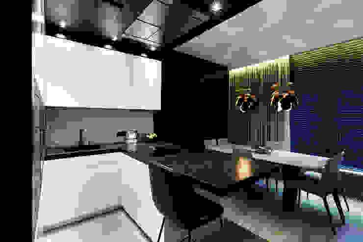 Modern kitchen by FLOW Franiak&Caturowa Modern