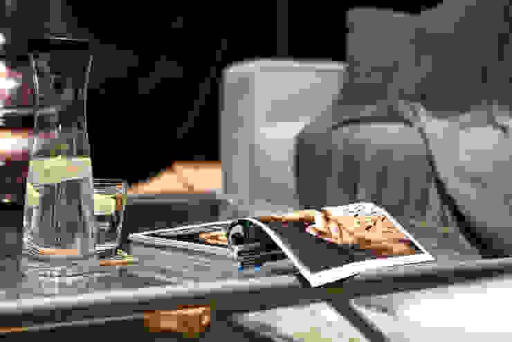 Modern living room by FLOW Franiak&Caturowa Modern